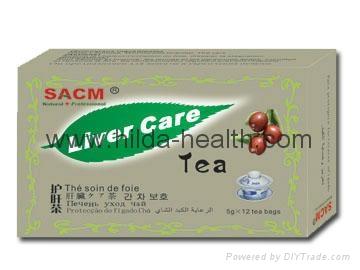 護肝茶 3