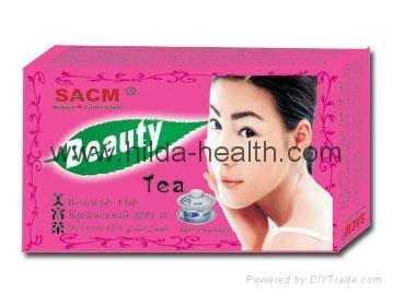 美容茶 2