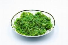 2020 crop Frozen wakame stem cut salted