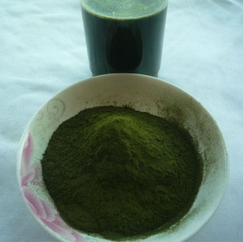 有機小麥苗提取物(麥綠素) 1