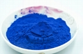 Blue spirulina powder phycocyan