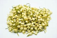 Dry Jasmine Flowers Tea