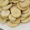 Freeze Dried Banana Dry Banana Snack Dried Banana