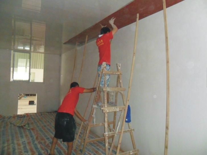 重慶廠房地坪漆裝修 3
