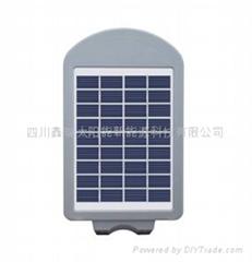 太阳能一体化小平板路灯1.0