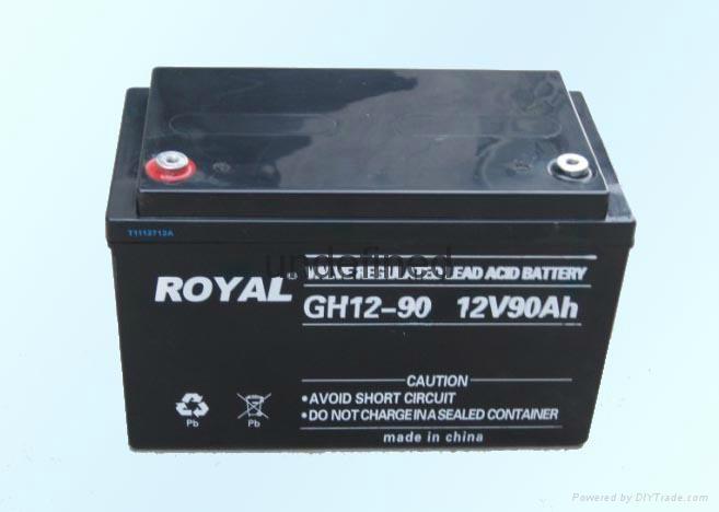 ROYAL-长寿命蓄电池 1