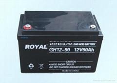 ROYAL-長壽命蓄電池