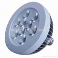 铝制LED灯杯散热器 2