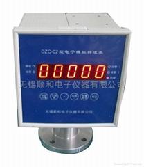 DZC-02A转速表