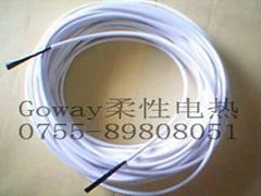 硅橡膠電熱線