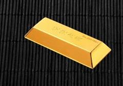 铸铜鼎电铸绒沙金工艺品