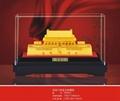 铸铜电铸绒沙金建国六十周年纪念