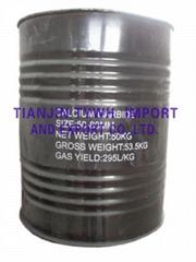 Calcium Carbide in Black Drum
