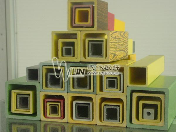 玻璃纖維方管 4