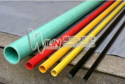 包氈玻璃鋼管拉擠玻璃纖維管 4