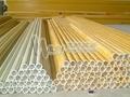 包氈玻璃鋼管拉擠玻璃纖維管 5