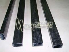 碳纤维方管、高强度碳纤维型材