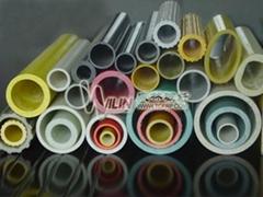 包氈玻璃鋼管拉擠玻璃纖維管