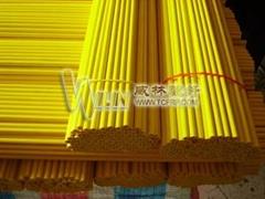 廠家直銷玻璃纖維杆柔性玻璃纖維杆高強度玻璃纖維杆玻纖杆