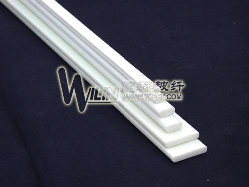 玻璃纖維片廠家生產直銷高彈性玻璃纖維片各類規格玻璃纖維扁條 2