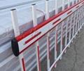 停车场防撞带灯栅栏杆