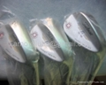 TL vokey spin milled wedge satin and