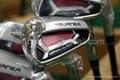 Golf iron set taylormade burner