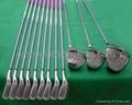 Ladies golf club set Burner superlaunch irons set with #1#3#5