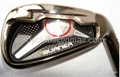 Mens New taylormade burner irons R9 irons TP irons RH 4