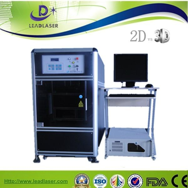 3D crystal mass production laser machine