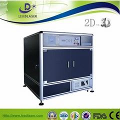 Rapid Scanner Laser Subsurface Engraving Machine