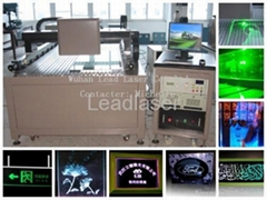 1500*1000*80mm Engraving range laser Machine