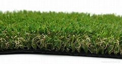 Artificial lawn for football