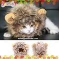 Cat Lion Panda Mickey Mane Wig Cat Costume Hat Hair Cat Pet Puppy Cosplay Wig