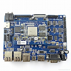IMX6Q开发板双网口多串口LCD液晶屏工业级