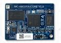 AM335X核心板A8双网口多