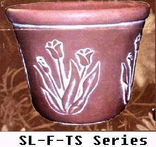 pu flower pot 1