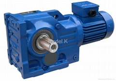 K series Helical-bevel Gear Motor