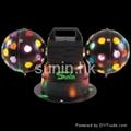 SI607 Double Ball Disco Lighting