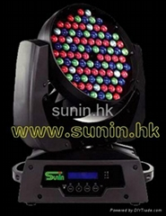 LE046 108 LED Moving Head wash lighting