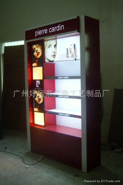 化妆品展柜 1