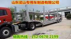 13.75米6位轎運車乘用車運輸半挂車