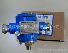 美國SETRA西特C286防爆壓力變送器