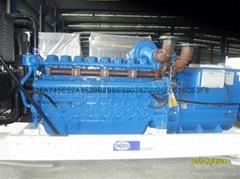 WILSON power generating set