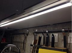 Linkable Uniform lighting shwcases LED Bar  Light