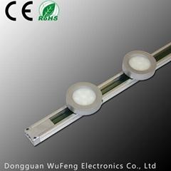 Aluminum Profile slide showcase LED Track Light