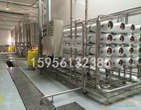 CQF-4000型瓶装山泉水生产线设备