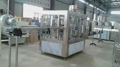三合一自动瓶装山泉水生产线