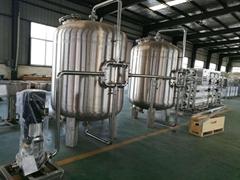 300型桶裝純淨水設備