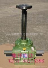 切片機用的螺旋昇降機